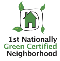 the village in burns harbor is the nations first certified green neighborhood