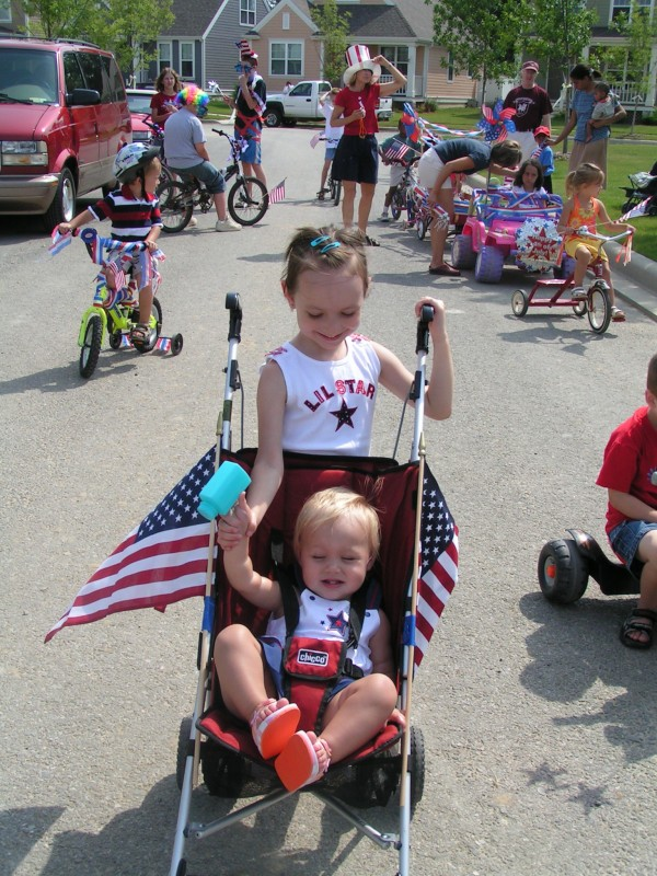Kids in the Parade
