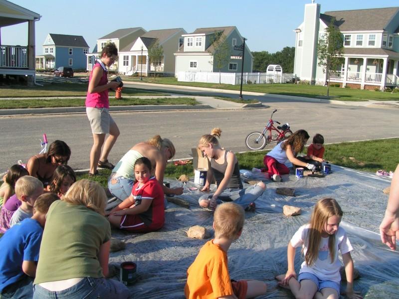 Kids Neighborhood Event