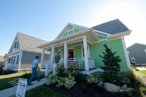 Burns Harbor Home Wins National Award